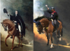 Bildzitate - Alte Meisterwerke werden zu neuem Leben erweckt