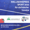 Inklusionspreis Sport 2021 für sächsische Vereine (SH-NEWS 2021/067 vom 06.08.2021)