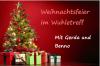 Foto zur Veranstaltung Fröhliche Weihnachten mit Gerda  und Benno , Eintritt 10 €*, 11 €