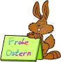 Foto zur Veranstaltung Osterhäschen dort im Grase....