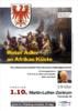 """Foto zur Veranstaltung Fachvortrag: """"Roter Adler über Afrika"""" im Gemeindehaus Martin-Luther Kirche"""