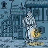 Nachtwächter  Illustration- Sönke Hollstein