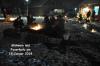 Fotoalbum Feuerkorb und Glühwein