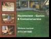 Vorschau:Hausmeister - Garten & Containerservice