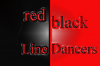 Vorschau:redblack Lined Dancers