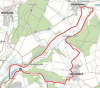 Bachwanderweg Domäne Rundweg