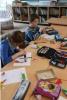 Vorschaubild der Meldung: AG Malen und Basteln: Kleine Wichtel