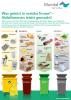 Vorschaubild der Meldung: Keine Plastiktüten in den Bioabfall