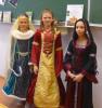 Vorschaubild der Meldung: Klasse 4a: Burgfräulein unterwegs