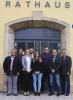 Vorschaubild der Meldung: Neue Mitarbeiterinnen und Mitarbeiter in der VG Creußen