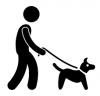 Vorschaubild der Meldung: Ordnungsamt informiert – Hundeanleinpflicht auf den Ausgleichsflächen Teltower Straße / GVZ