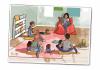 Vorschaubild der Meldung: Ehrenamtliche VorleserInnen gesucht, die kleine Zuhörer für die Welt der Bücher und Geschichten begeistern