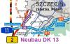 Vorschaubild der Meldung: Neues Autobahnkreuz Stettin West