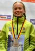 Vorschaubild der Meldung: Cindy Haasch beim FIS Youth Cup