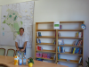 Vorschaubild der Meldung: Neues aus dem WeltRaum: Stadtteilmodell und öffentliches Bücherregal