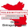 Vorschaubild der Meldung: Volksinitiative Bürgernähe erhalten - Kreisreform stoppen