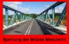 Vorschaubild der Meldung: Mescheriner Brücke wieder offen!