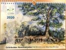 Vorschaubild der Meldung: Grünheider Kalender 2020 zum Verkauf in der Tourist-Info