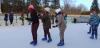 Vorschaubild der Meldung: Classes 6a et 6b - Glissades à la patinoire