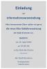 Vorschaubild der Meldung: Informationsveranstaltung zur neuen Kita-Gebührensatzung
