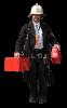 """Vorschaubild der Meldung: Feuerwehr-Illusionist Stefan Ehricht """"Fuego Ignetio"""" aus Berlin"""