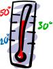 Vorschaubild der Meldung: Temperaturen über 25 Grad