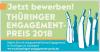 Vorschaubild der Meldung: Thüringer Ehrenamtsstiftung vergibt den 6. Engagement-Preis