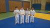 Vorschaubild der Meldung: Judoka legen erste Prüfung ab