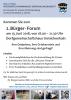 Vorschaubild der Meldung: 2. IKEK-Bürgerforum lädt zur Mitwirkung ein