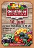Vorschaubild der Meldung: Genthiner Frischemarkt am 16. Juni