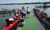 Vorschaubild der Meldung: B- und C-Jugend schließen die Saison mit einem Drachenbootrennen ab!