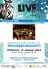 Vorschaubild der Meldung: Live im Hof: Serenadenkonzert Musikverein Nauheim