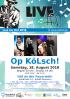 """Vorschaubild der Meldung: Live im Hof bei der Feuerwehr mit der Band """"Op Kölsch!"""""""
