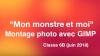 Vorschaubild der Meldung: Classe 6b - Mon monstre et moi