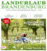 """Vorschaubild der Meldung: Katalog 2019 """"Landurlaub Brandenburg - Ferien, Freizeit, Einkaufen direkt beim Bauern"""""""