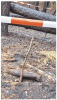 Vorschaubild der Meldung: Groß Laasch - Sprengstoff noch scharf
