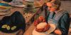 Vorschaubild der Meldung: Gut behütet - Radeberger Strohhutfabrikation von 1883 bis 1950 Ausstellung im Schloss Klippenstein in Radeberg