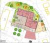 Vorschaubild der Meldung: Aktueller Plan Außenanlage Kindertagesstätte