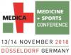 Vorschaubild der Meldung: VIP Tickets für die 6. MEDICA MEDICINE + SPORTS CONFERENCE am 13./14. November 2018