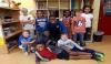 Vorschaubild der Meldung: Die Schüler der Klasse 4b (Partnersprache) stellen sich vor...