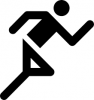 Vorschaubild der Meldung: Leichtathletik findet draußen statt