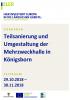 Vorschaubild der Meldung: Teilsanierung und Umgestaltung der Mehrzweckhalle in Königsborn