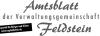 Vorschaubild der Meldung: Änderungen bei Zustellung Amtsblatt der VG Feldstein