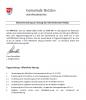 Vorschaubild der Meldung: Gemeinderatssitzung in Hetzles am 23.01.2019