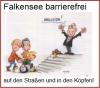 """Vorschaubild der Meldung: """"Offener Treff zur Umsetzung der UN-Behindertenrechtskonvention in Falkensee - nichts über uns ohne uns"""" lädt ein"""