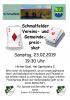 Vorschaubild der Meldung: Ergebnisse des Schmalfelder Gemeinde- und Vereinspreisskat 2019