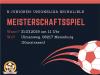 Vorschaubild der Meldung: Meisterschaftsspiel der Unionsliga SK/HAL/BLK der B-Junioren