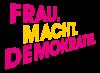 Vorschaubild der Meldung: Programm Frau.Macht.Demokratie - Frauen ins Rathaus! Frauen in den Kreistag!