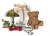 Vorschaubild der Meldung: Trödelmarkt Baby- & Kindersachen, sonstiger Trödel