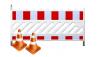 Vorschaubild der Meldung: kurzzeitige Vollsperrung des Bahnüberganges in Königsborn